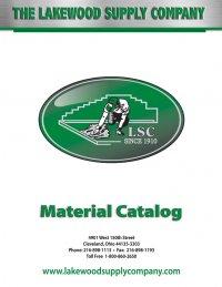 Lakewood Supply Materials Catalog